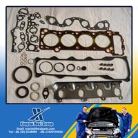 China manufacturer automobile parts diesel engine cylinder full gasket kit/overhaul gasket kit for VOLVO engine parts