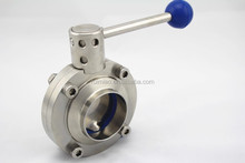 Stainless steel price butterfly valve