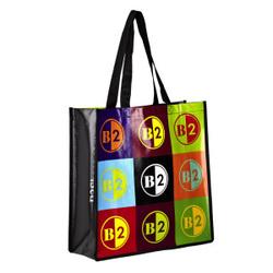 Most popular economical reusable nylon foldable shopping bag