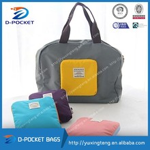 DPOCKETMultifunction foldable travel shopping bags