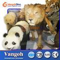 VDG728 modelo animal realista réplicas de animales de tamaño natural