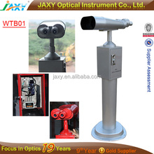 Export Top Quality Spotting Scopes and Telescopes Sightseeing Coin-operated Binoculars 25X100