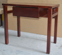 hotel modern 1 drawer wooden dresser XYN179