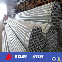 steel pipe bs1387 ! galvanized seamless pipes sch40 astm a106 a53b hdg steel pipes