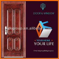 PROFESSIONAL FACTORY SALE half lite steel entry door