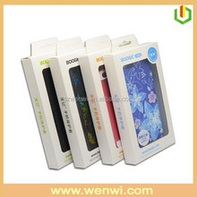 Custom made cell phone case retail packaging,cell phone case paper packaging box,cell phone case packaging