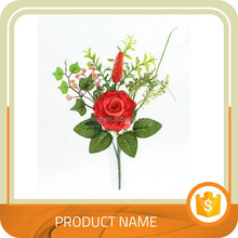 Small Bouquet Artificial Flowers For Home Party Wedding Garden Decor
