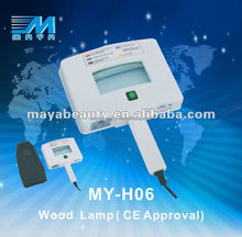 Beauty Salon medical Skin Analyzer for wood lamp/medical woods lamp/wood lamp skin analyzer