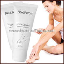 Moisturizing and repairing Foot crack cream for rough,dry and cracked feet