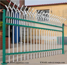 High security anti-climb fence without welding DK013