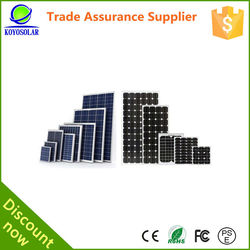 high quality 150W mono pv solar panel made in China