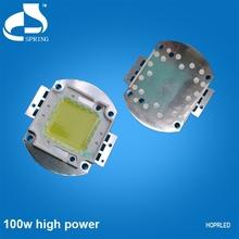 High luminous 100w led diodes