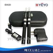 hot selling e cigarette evod blister kit evod mt3 starter kit