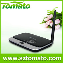 Newest RK 3188 quad core wifi android tv box Support most external 3G USB dongle