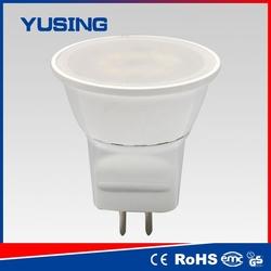 Direct buy from China Alu+PC G4 LED spotlight bulb mr11 LED gas