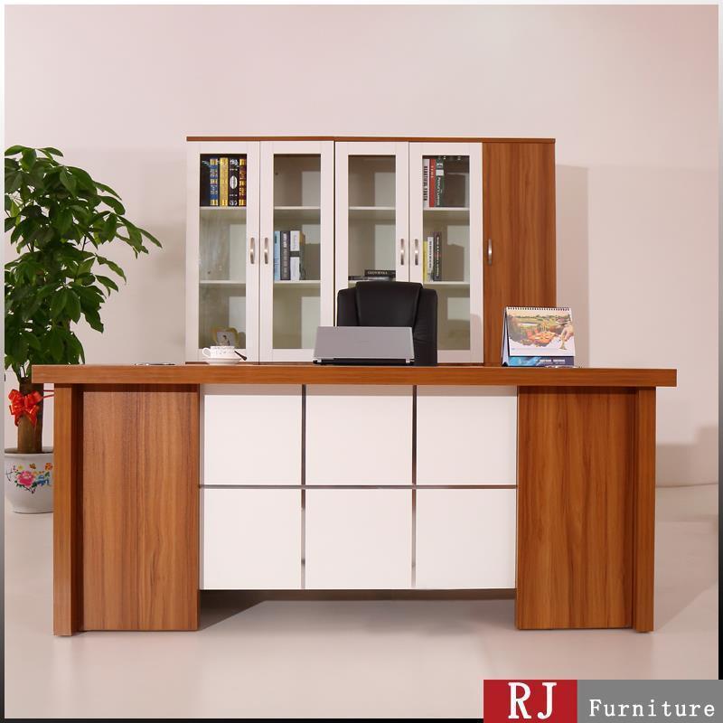 latest melamine wood furniture office table design buy latest wooden