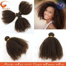Hot afro kinky curly malaysian virgin hair, no tangle no shed malaysian hair weave, virgin raw unprocessed virgin malaysian hair