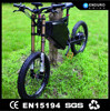 steel frame 5000w electric bicycle controller motor kit