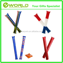 PE Customized Inflatable Cheering Sticks