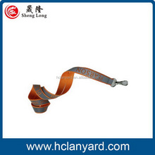 High quality antique reflective promotion printed lanyard