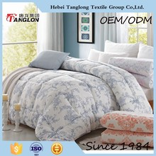 Winter white comforter warm duvet comforter cotton comforter for home