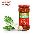 Los platos chinos de oro, suministrador chino en Alibaba, salsa de chile rojo