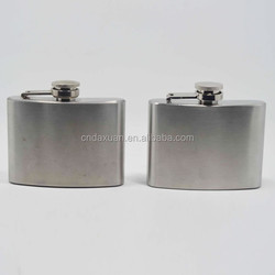 Bpa-free 8oz Hip Flask With Sgs Approval, Stainless Steel Hip Flask Gift Set,Stainless Steel Hip Flask