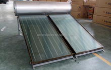 highest performing residential solar hot water systems