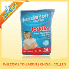 2015 new Disposable products baby diaper China supplier