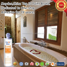 mould and mildew resistance Kitchen & Bathroom Sealant
