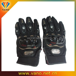 Breathable polyester motorcycles gloves velvet gloves motorcycle