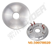 Suoer Good Price Double Tipe Rice Cooker Heating Plate 700w Rice Cooker Parts
