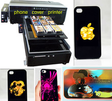 digital cell phone case printer to print case of Iphone, Samsung, HTC, etc. with FREE RIP software provided