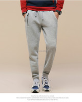 The Fashion Design Men's Long Pants Thickening And Velvet Leisure Sports Long Pants For Men