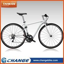 CHANGE F8 quality best deisgn tawian made 700C race flat bar lady bikes