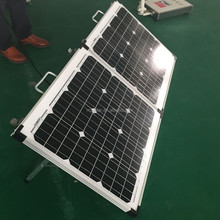 200w folding solar panel/portable solar kit for sale