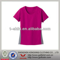 Supply OEM service on 100 polyester t shirts