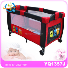 fabric baby travel cot baby crib with good quality