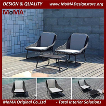 Wholesale Outdoor Funiture - 2015 New Rattan Furniture Wicker Chair Design