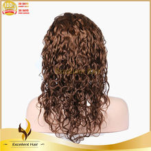 Fine And Delicate Craftsmanship Top Quality Natural Black Color No Shedding No Tangle Lace Wig Virgin Remy 100 Human Hair