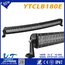 easy installation 180w led light bar 31.5inch led light bar mount work driving lights