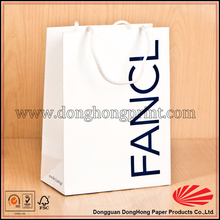 China supplier High quality Luxury Band cosmetics bags free samples