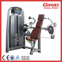 G-614 Ganas Seated Triceps Extension for heavy duty indoor gym equipment