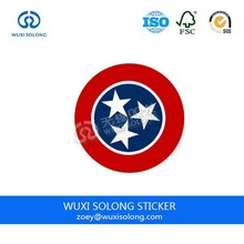 Coloured Dot Stickers Round Spot Circles Dots Paper Labels WuXi Solong