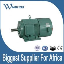 Y2 seres of high voltage three phase electric motor