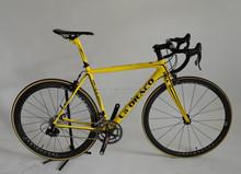 MICHE supertype carbon fiber city racing bike/road bicycle 700C 18 speed