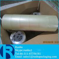 48mm x45mic factory wholesale bopp band tape