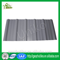 iso9001 certificate sound absorption lightweight roofing tile in china africa nigeria