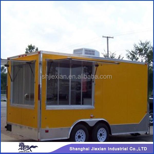 Innovative Mobile Food Service