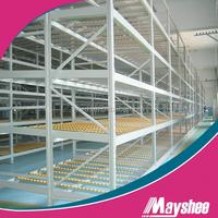 warehouse quick pick carton flow racks